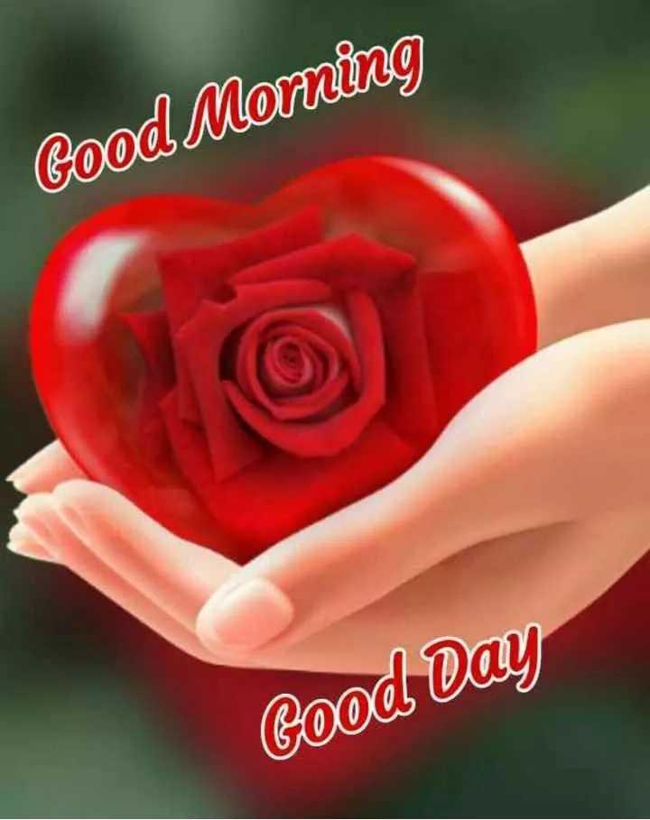 🌞காலை வணக்கம் - Good Morning Good Day - ShareChat