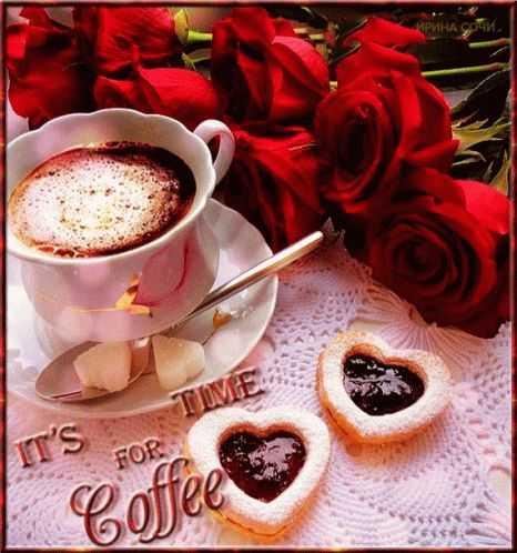 🌞காலை வணக்கம் - IT ' S FOR Coffee - ShareChat