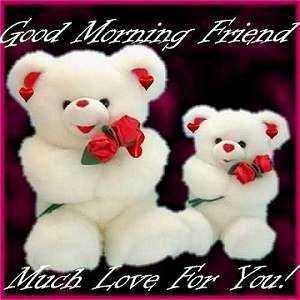 🌞காலை வணக்கம் - Good Morning Friend Much Love For You - ShareChat