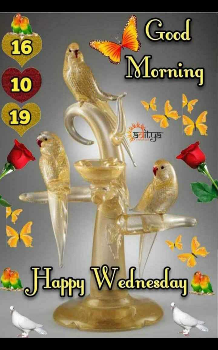 🌞காலை வணக்கம் - Good 16 Morning 10 19 Jappy Wednesday - ShareChat