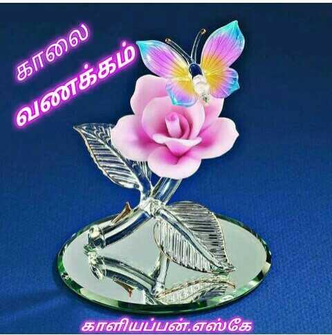 🌞காலை வணக்கம் - காலை வணக்கம் காளியப்பன் . எஸ்கே - ShareChat