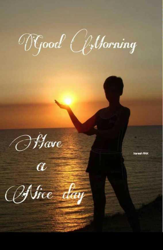 🌞காலை வணக்கம் - DGood bylorning flave Naresh ANK Ofvice day - ShareChat
