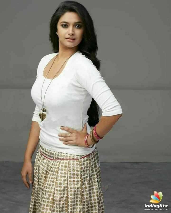 கீர்தி சுரேஷ் - indiaglitz www . indiaglitz . com - ShareChat