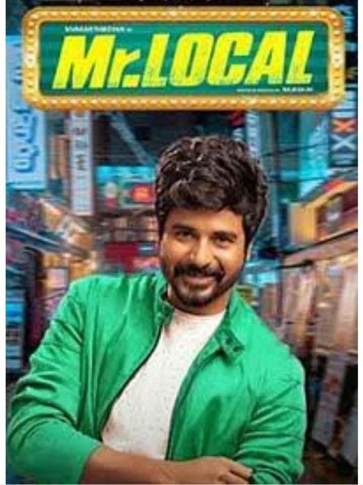 🤵 சிவகார்த்திகேயன் - McLOCAL WIRD00 - ShareChat