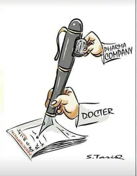 சுடச்சுட காரமான செய்திகள் - PHARMA COMPANY DOCTER PRESCRIPTION / DR . starih - ShareChat