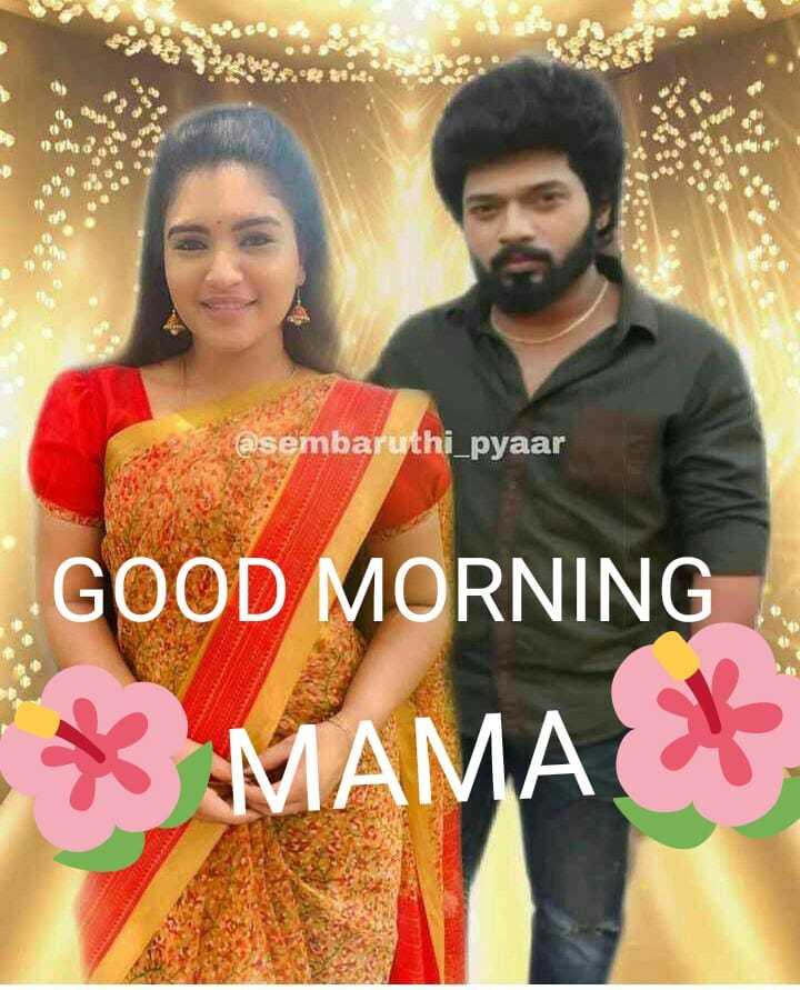 ச ம பர த த sembaruthi pyaar good morning mama sharechat