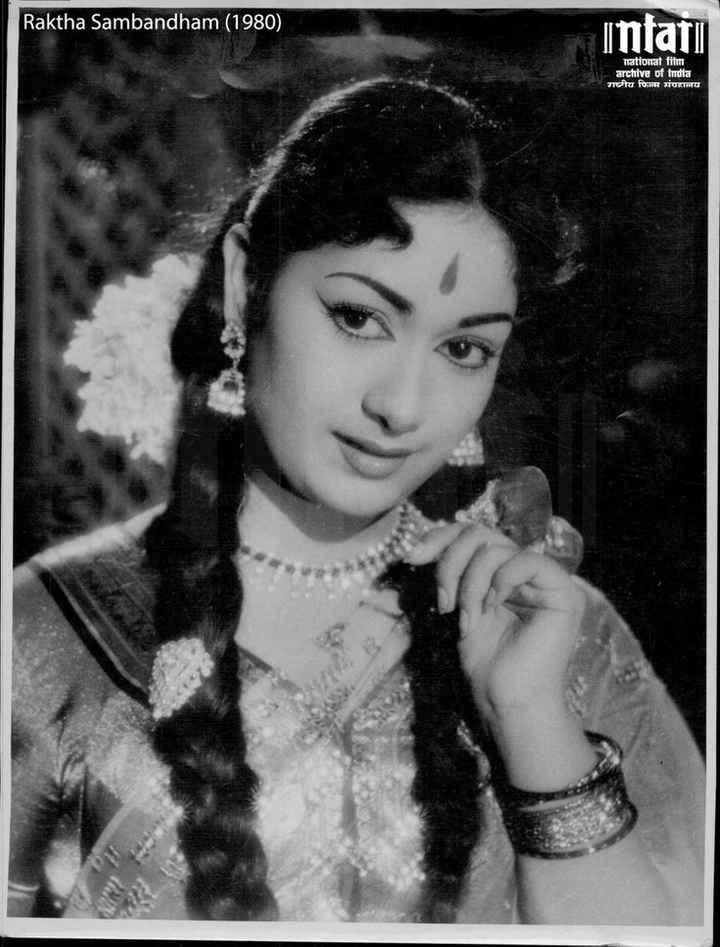 ஜெமினி கணேசன் நினைவு தினம் - Raktha Sambandham ( 1980 ) intati national film archive of india राष्ट्रीय क्रिम मंगहालय - ShareChat