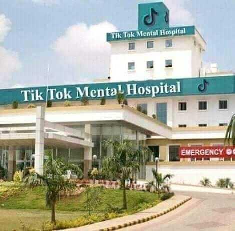 😅 தமிழ் மீம்ஸ் - Tik Tok Mental Hospital Tik Tok Mental Hospital EMERGENCY OC - ShareChat