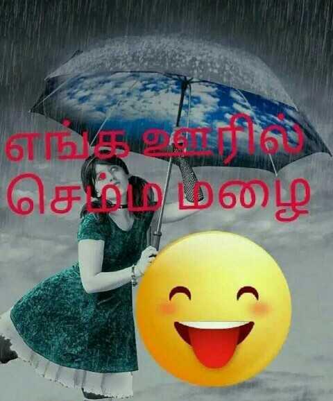 😅 தமிழ் மீம்ஸ் - செம் மழை - ShareChat