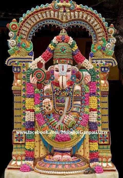 🕍 திருப்பதி பாலாஜி - www . facebook . com / Mumbai Caopati . lt - ShareChat
