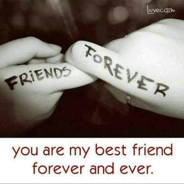 நண்பா, நண்பிகள்.. - svecasm FOREVER FRIENDS you are my best friend forever and ever . - ShareChat