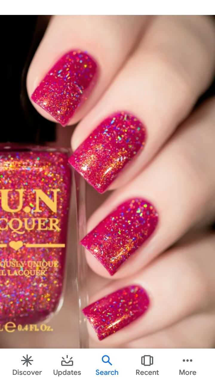 💅நெயில் பாலிஷ் தினம் - UN COUER QUSLY UNIÕUE L LACQUER Le 0 . 4 Fl . Oz . Discover Updates Search Recent More - ShareChat