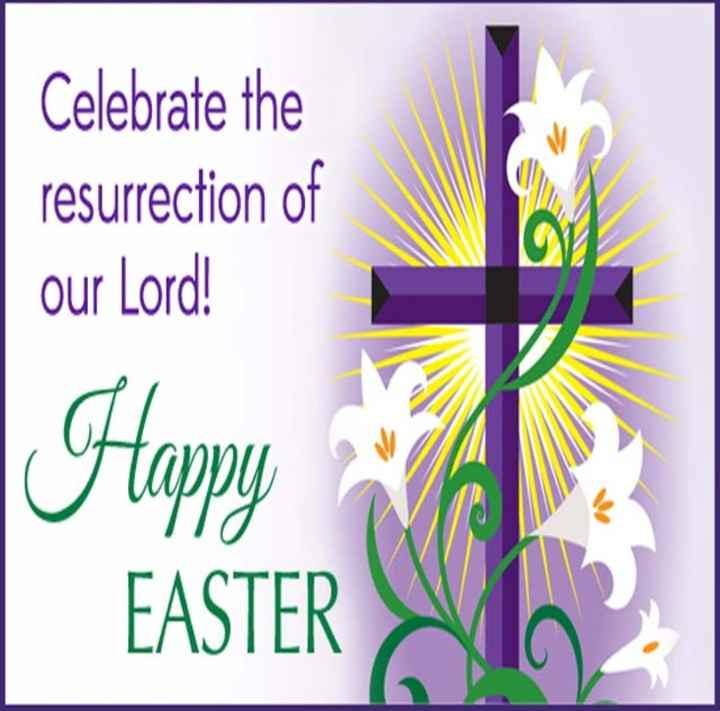 🙏பிரார்த்தனை - Celebrate the resurrection of our Lord ! Happy EASTER - ShareChat