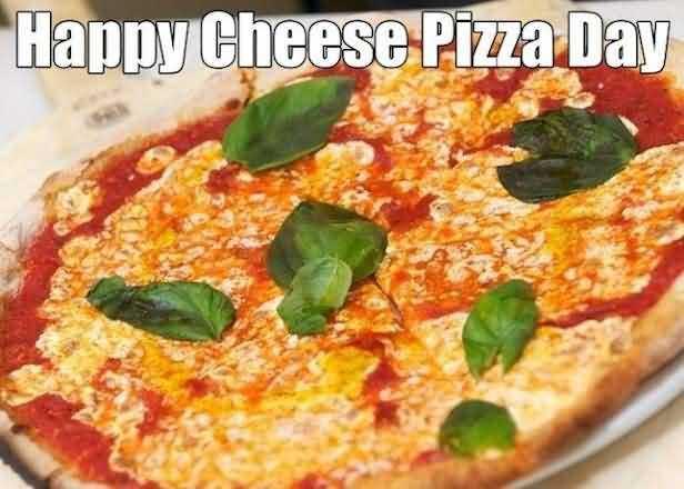 🍕பீட்சா தினம் - Happy Cheese Pizza Day - ShareChat