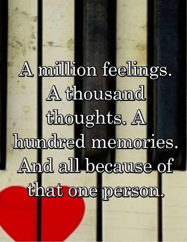 👫 பெண்களின் நட்பு vs ஆண்களின் நட்பு - A million feelings . A thousand thoughts . A hundred memories . And all because of that one person - ShareChat