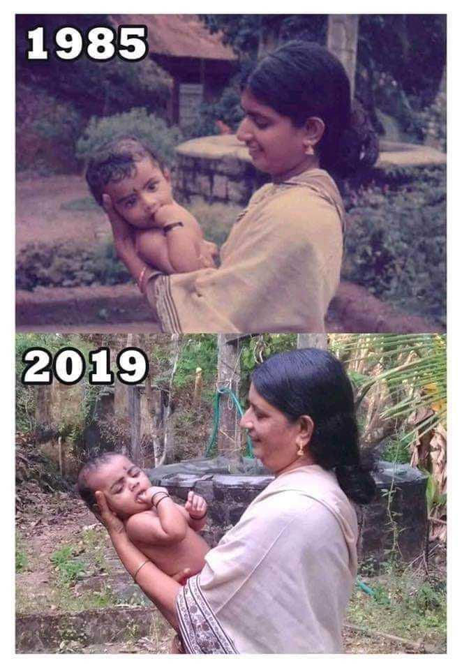 பெண்ணின் பெருமை.. - 1985 2019 ) - ShareChat