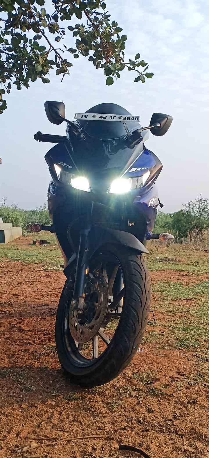பைக் & கார் - TN 42 AC 23648 - ShareChat