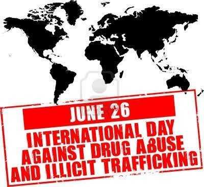 💊போதை பொருள் ஒழிப்பு தினம் - . JUNE 26 INTERNATIONAL DAY AGAINST DRUG ABUSE AND ILLICIT TRAFFICKINGI - ShareChat