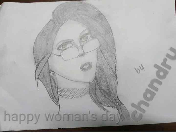 👭மகளிர் தினம் - by chandru happy woman ' s day - ShareChat