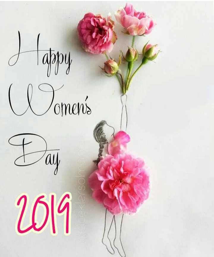 👭மகளிர் தினம் - Rollo e Women ' s Day 2019 ceklersom - ShareChat
