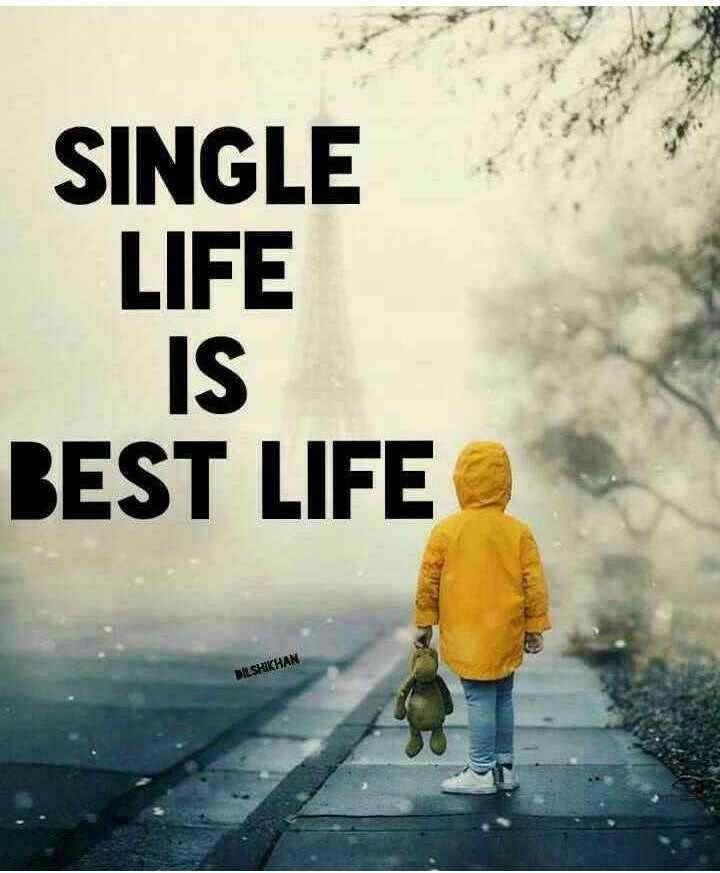 💪மொரட்டு சிங்கிள் - SINGLE LIFE IS BEST LIFE DILSHIKHAN - ShareChat