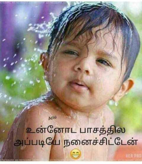 🤣 லொள்ளு - Anu ' உன்னோட பாசத்தில் அப்படியே நனைச்சிட்டேன் AKR PRO - ShareChat