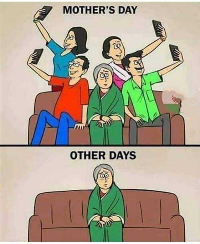 வாழ்க்கை 🌿🌿🌿 - MOTHER ' S DAY VO OTHER DAYS - ShareChat