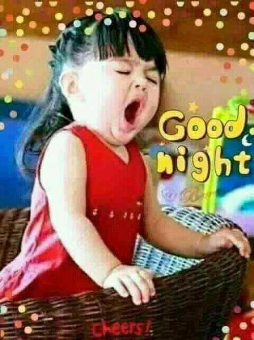 🌷 வாழ்த்து - Good night Cheers . - ShareChat