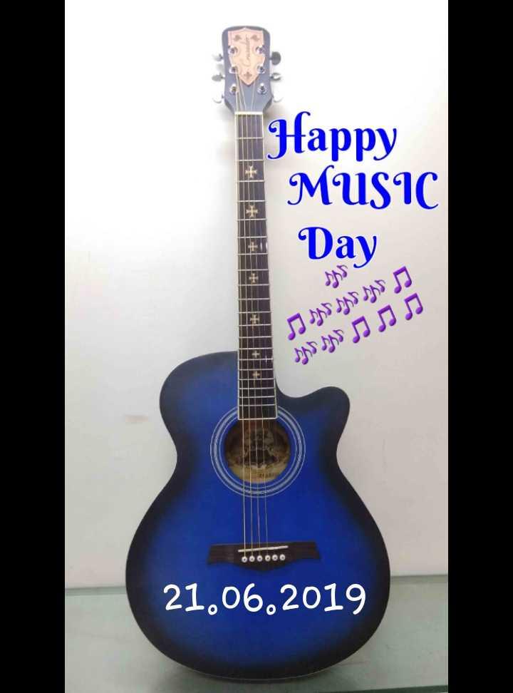 🌷 வாழ்த்து - Happy MUSIC Day sos JJ hos SAS SAS JAS JAS J JJ 21 . 06 . 2019 - ShareChat