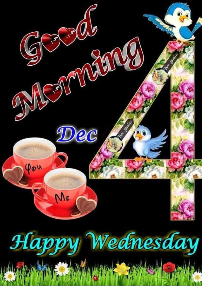 🌷 வாழ்த்து - Dev Skadar Good Morning V Dec Dev Yadav You Happy Wednesday - ShareChat