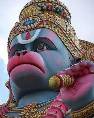 ஸ்ரீ ஆஞ்சநேயர் - ShareChat