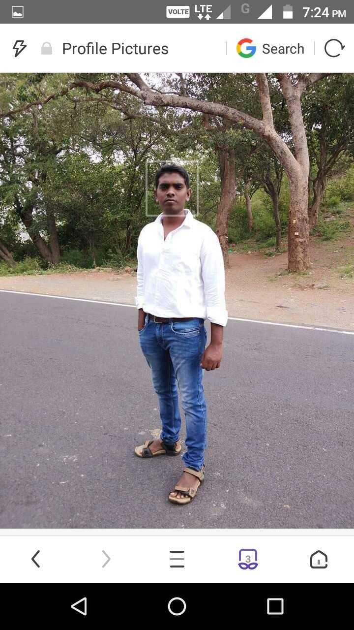 🎉అల్ ది బెస్ట్ SRH - VOLTE LTE G E 7 : 24 PM 5 Profile Pictures G Search a - ShareChat