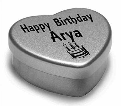 🎂ఆర్య పుట్టినరోజు 🎁🎉 - Happy Birthday Arya - ShareChat