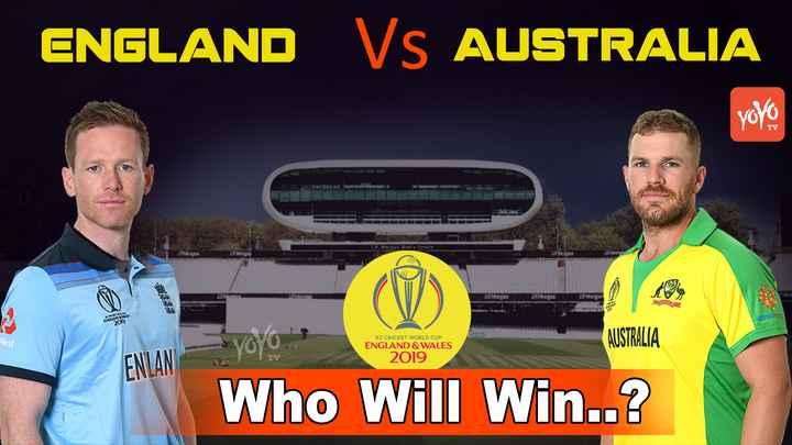 🏆ఇంగ్లాండ్ vs ఆస్ట్రేలియా - ENGLAND VS AUSTRALIA YOYO NON Carca 2009 ICC CRICKET WORLD CUP ENGLAND & WALES AUSTRALIA Nest 2019 ENLAN Who Will Win . . ? - ShareChat