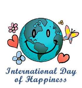 ఇంటర్నేషనల్ డే ఆఫ్ హ్యాపీనెస్😀 - International Day of Happiness - ShareChat