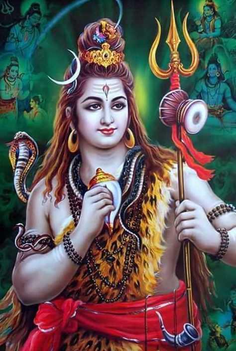 ఓం నమః శివాయ - ShareChat