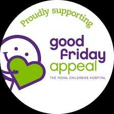 గుడ్ ఫ్రైడే - oporting Proudly good Friday appeal THE ROYAL CHLDRENS HOSPITAL - ShareChat