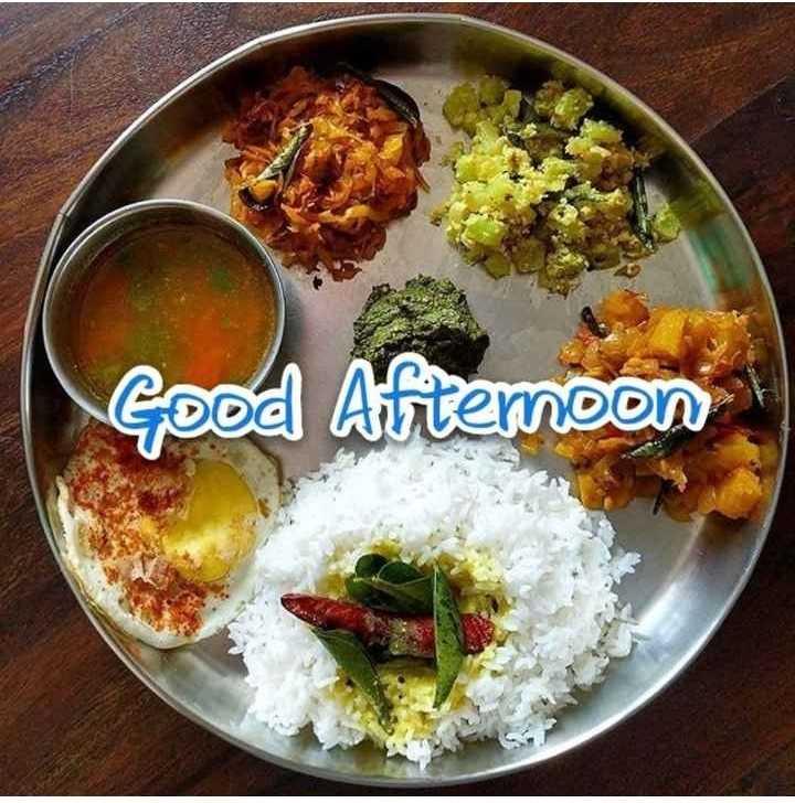 🍲తిన్నావా - Good Aftemoon - ShareChat