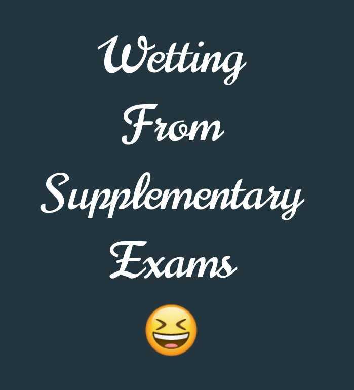 💻తెలంగాణ ఇంటర్ ఫలితాలు - Wetting From Supplementary Exams - ShareChat