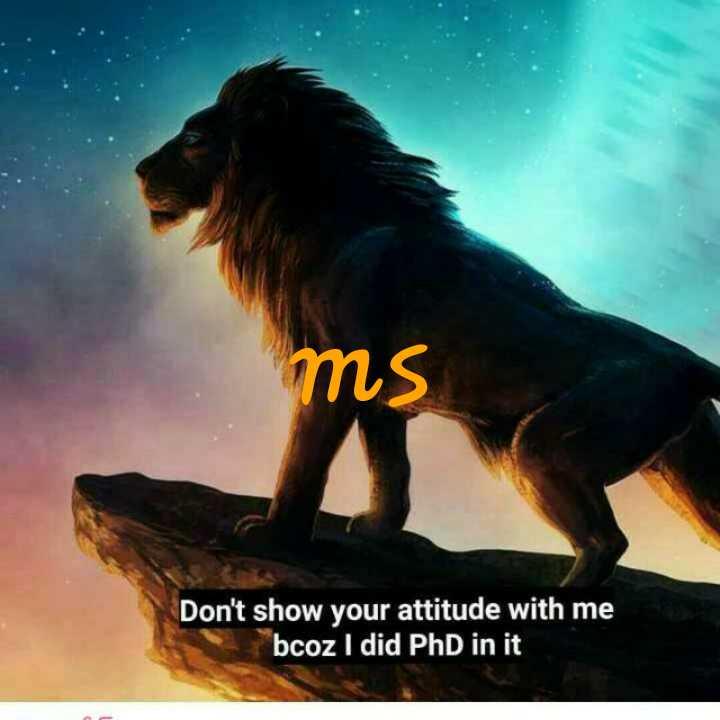 💐దీపావళి శుభాకంక్షాలు - ms Don ' t show your attitude with me bcoz I did PhD in it - ShareChat