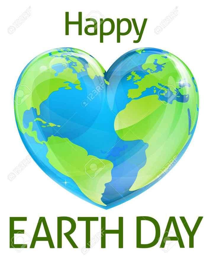 🌎 నేల తల్లికి వందనం - 9 123RF EARTH DAY 123RF Happy 0123RF - ShareChat