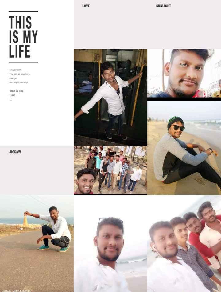 🏆న్యూజిలాండ్ vs దక్షిణాఫ్రికా - LOVE SUNLIGHT THIS IS MY LIFE Let yourself : You can go anywhere . Just go ! And enjoy your trip ! This is our time JIGSAW Hii frds Metro beach lo - ShareChat