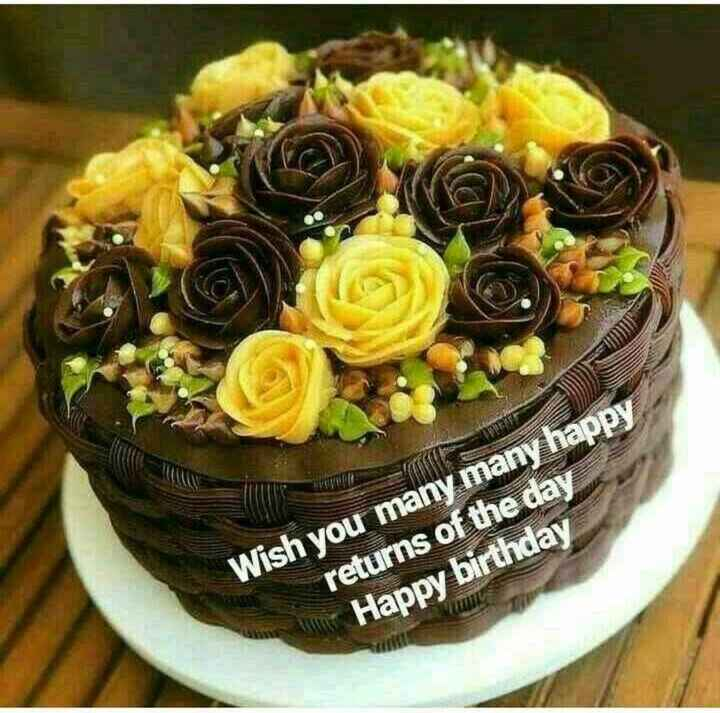 🎂పుట్టిన రోజు - Wish you many many happy returns of the day Happy birthday - ShareChat