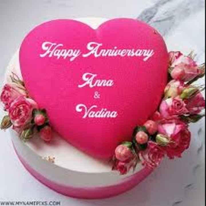 👰పెళ్ళిరోజు - Happy Anniversary Finna Vadina WWW . NYXANEPOUS . COM - ShareChat