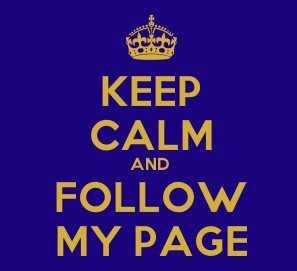 🛍పేపర్ బ్యాగ్ డే - KEEP CALM FOLLOW MY PAGE AND - ShareChat