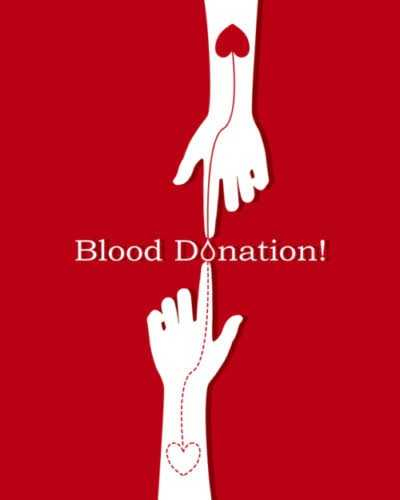 ప్రపంచ రక్త దాతల దినోత్సవం - Blood Donation ! - ShareChat