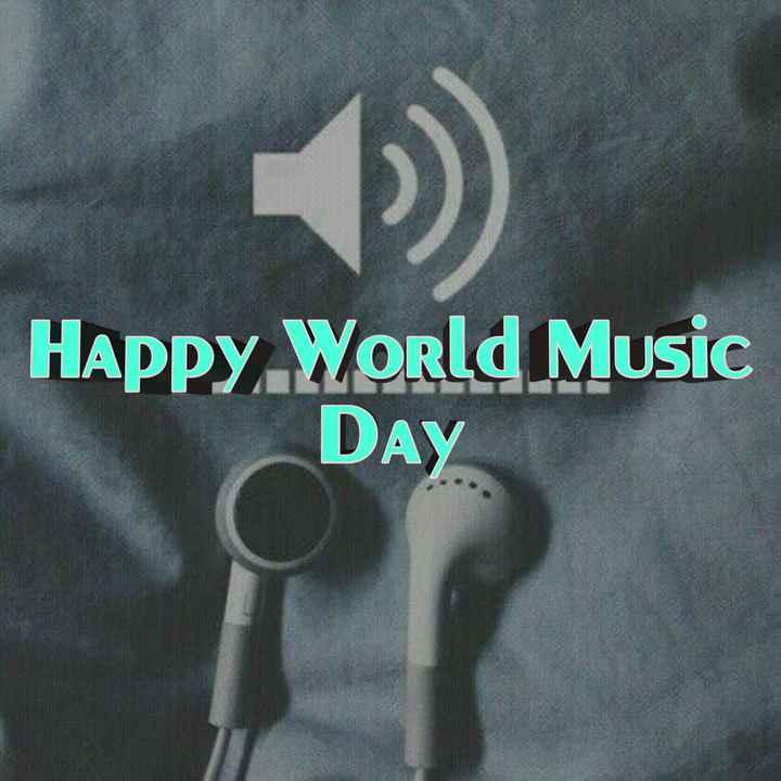 ప్రపంచ సంగీత దినోత్సవం - Happy World Music Day - ShareChat