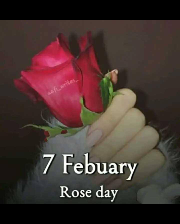🌷ప్రేమ గులాబీ - 7 Febuary Rose day - ShareChat