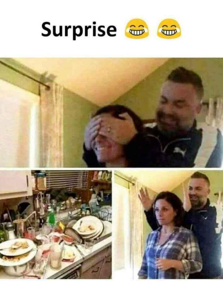 😆ఫన్నీ - Surprise - ShareChat