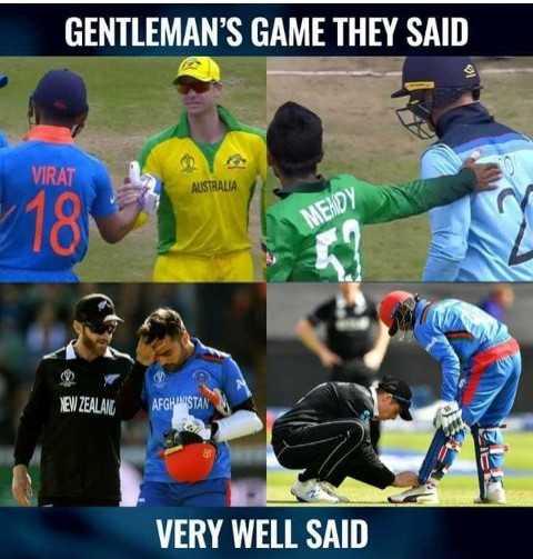 🏆బంగ్లాదేశ్ vs శ్రీలంక - GENTLEMAN ' S GAME THEY SAID VIRAT AUSTRALIA MEDY NEW ZEALAN AFGANISTAN VERY WELL SAID - ShareChat